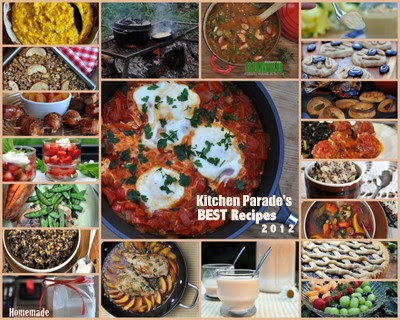Kitchen Parade's Best Recipes 2012