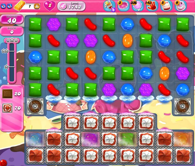 Candy Crush Saga 1742