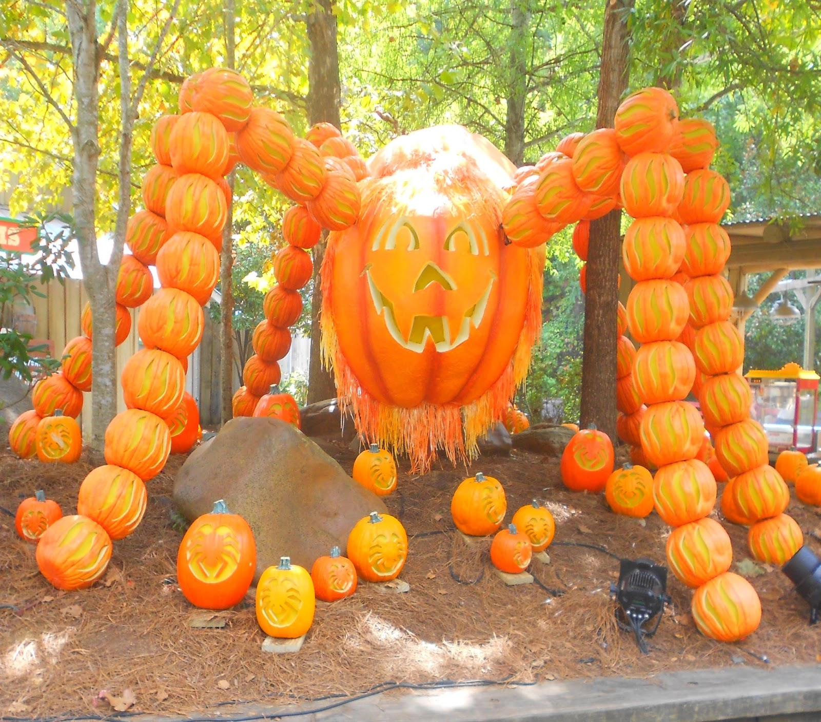 Free Concerts, And The Great Pumpkin LumiNights Await At