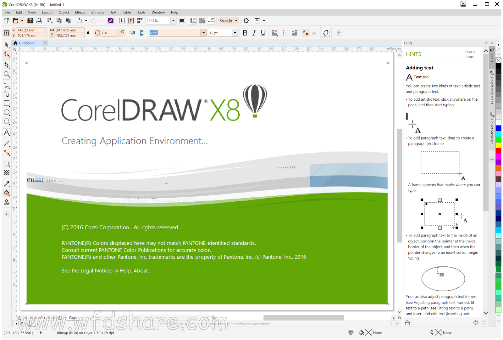 download free no trial coreldraw x8 new version