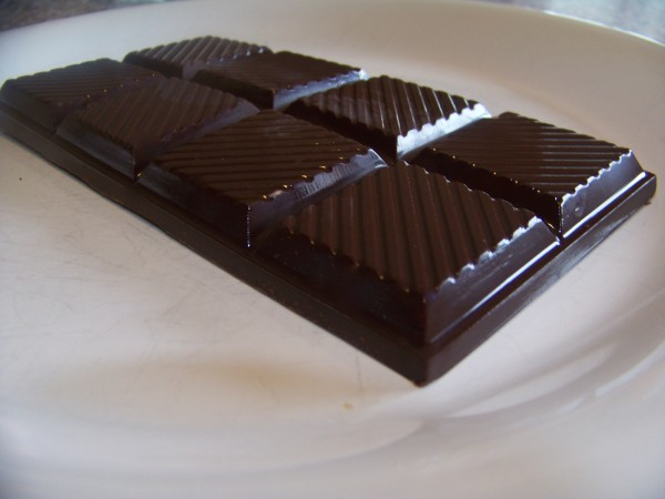 Homemade Low Carb Chocolate Bar from Low Carb Yum