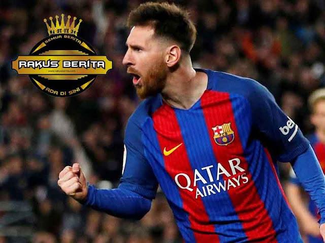 Barca Akan Bahas Kontrak Messi Di Bulan Mei