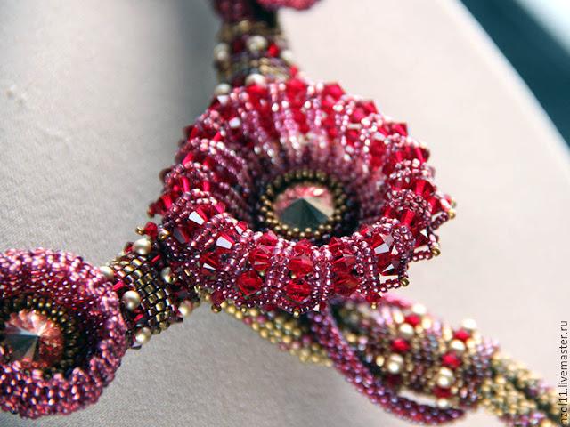 О жизни: Интервью с Натальей Золотовой (победитель конкурса Искусство плетения)