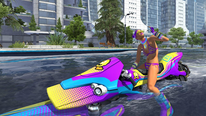 Download Riptide GP Renegade MOD APK terbaru