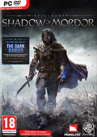 Middle Earth Shadow of Mordor Fully Full Version Free Download