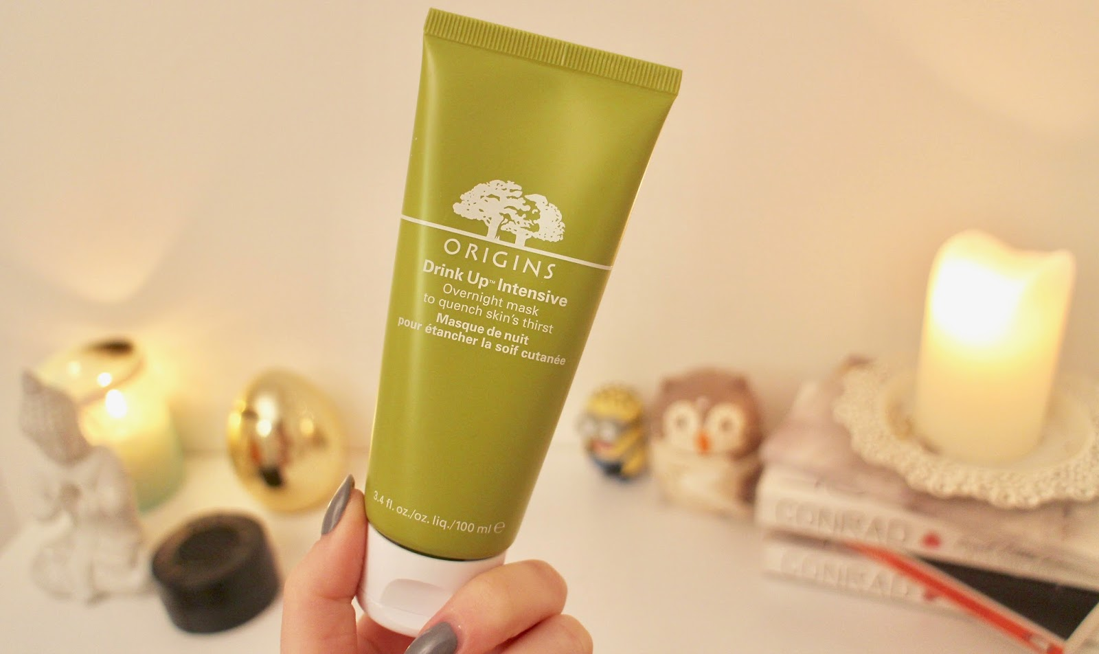 origins drink up overnight mask review