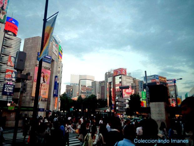 Paseo por ikebukuro