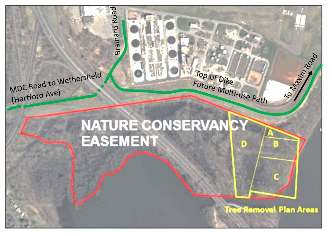 why not increase riverfront access and connectivity