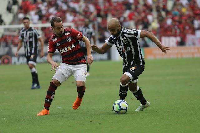 Ceará 0 x 3 Flamengo: Já passou da hora de acordar