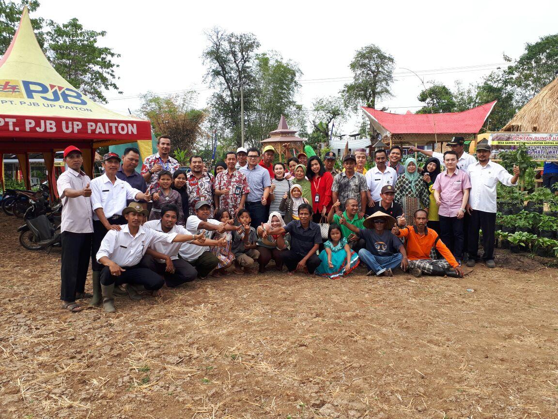 Wow Edl Dari Laos Tertarik Pengelolaan Sistem Pertanian Organik