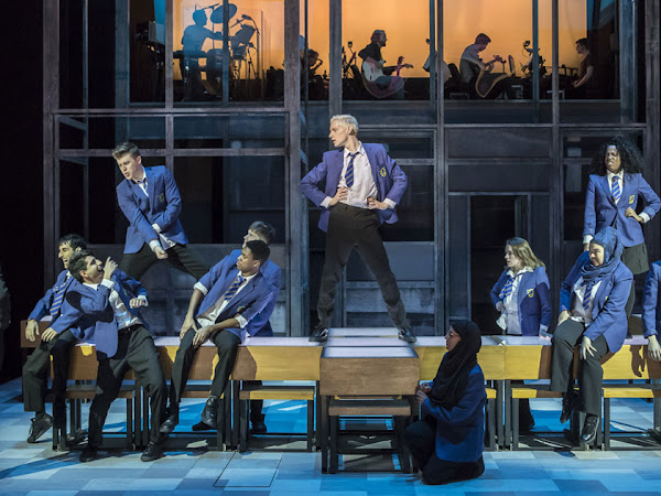 Everybody's Talking About Jamie, Apollo Theatre | Review