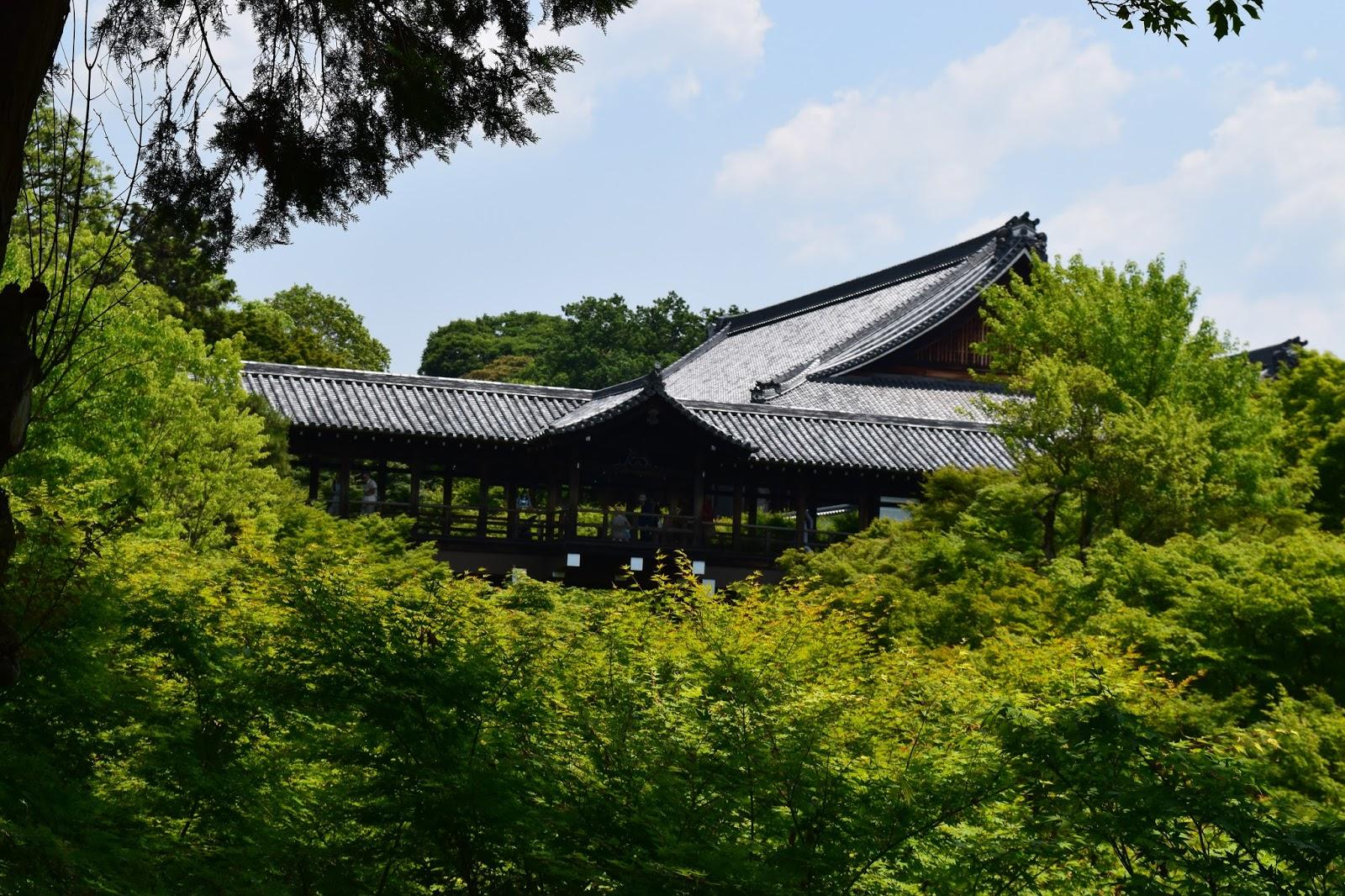 Tsutenkyo Bridge Tofukuji