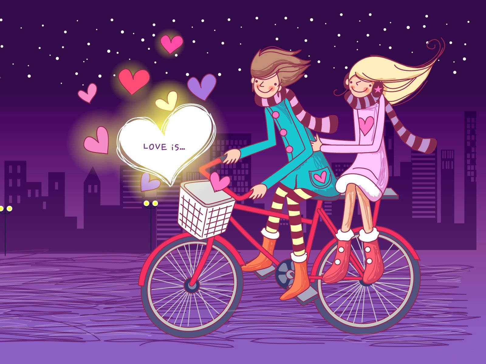 Romantic Love Wallpapers - Screensaver
