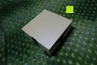 Box unten: AmorWing 10mm Obsidian und Ruby Zoisit Gebetsarmband vom Einfachen Stil für Damen/Herren