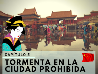 Visita a la ciudad prohibida - china - pekin