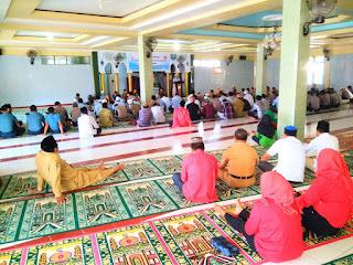 Polres Laksanakan Tablik Akbar dan Doa Bersama