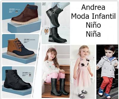 Moda Infantil Andrea