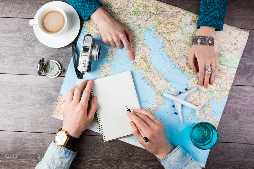 Jak podróżować dobrze?