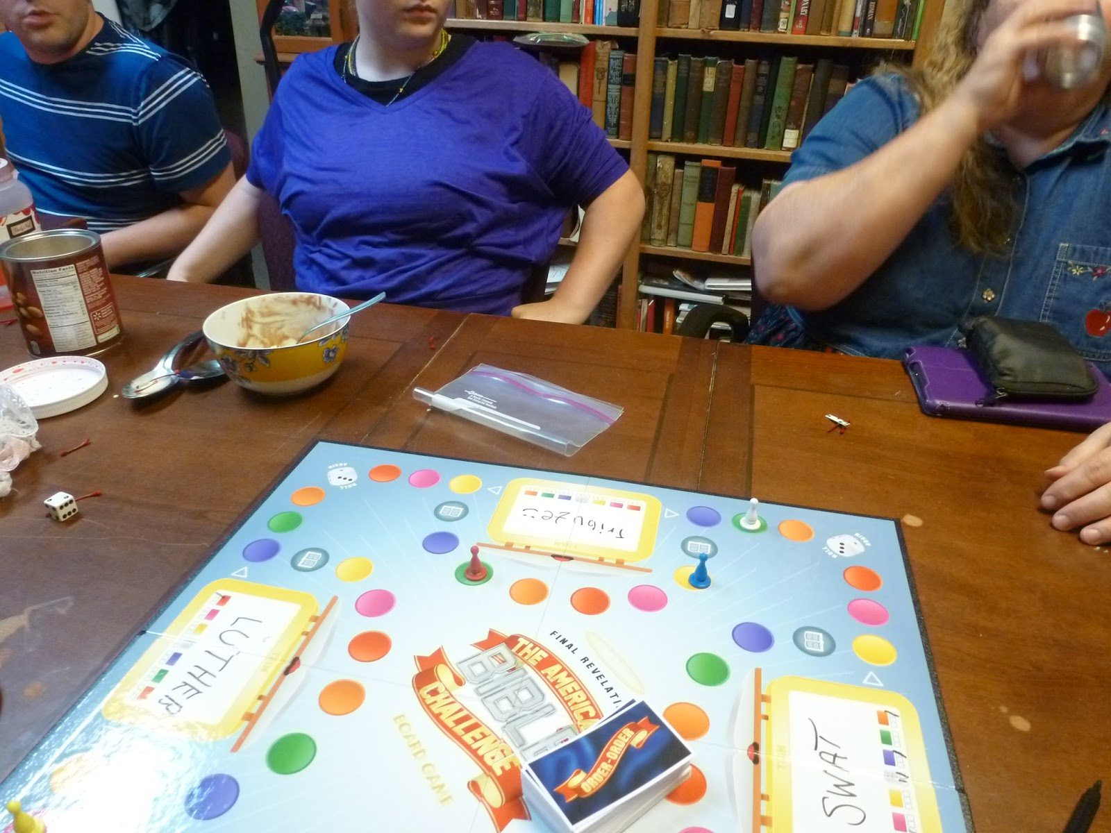 Giveaway Lady: Saturday Night Game Night!! With $25 Family