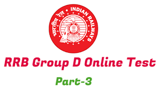 RRB Group D Online Test in Bengali | Part 3