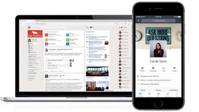 فيس بوك تنوي توفير نسخة مجانية من خدمة Workplace