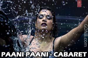 PAANI PAANI Song - CABARET - Richa Chadda & Gulshan Devaiah