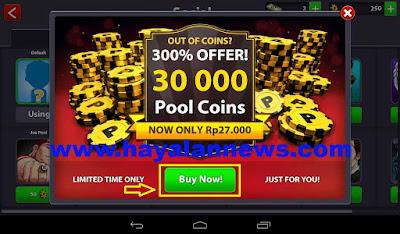 Cara mendapatkan avatars keren game 8 ball pool terbaik