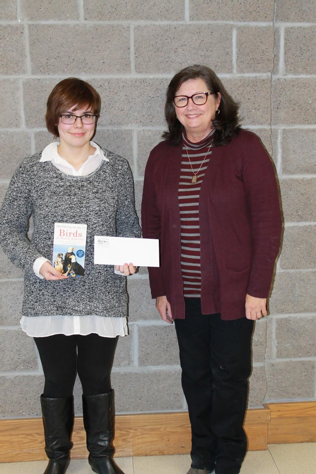 Chadron High School Blog Chs Senior Brenna Hawthorn Wins