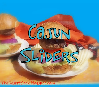 Cajun Sliders photo by Candy Dorsey
