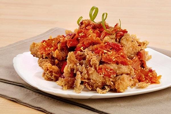 Resep Ayam Geprek Kriuk Ala Sajiku, Enak dan Gurih