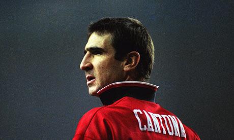 ... do Eric Cantona