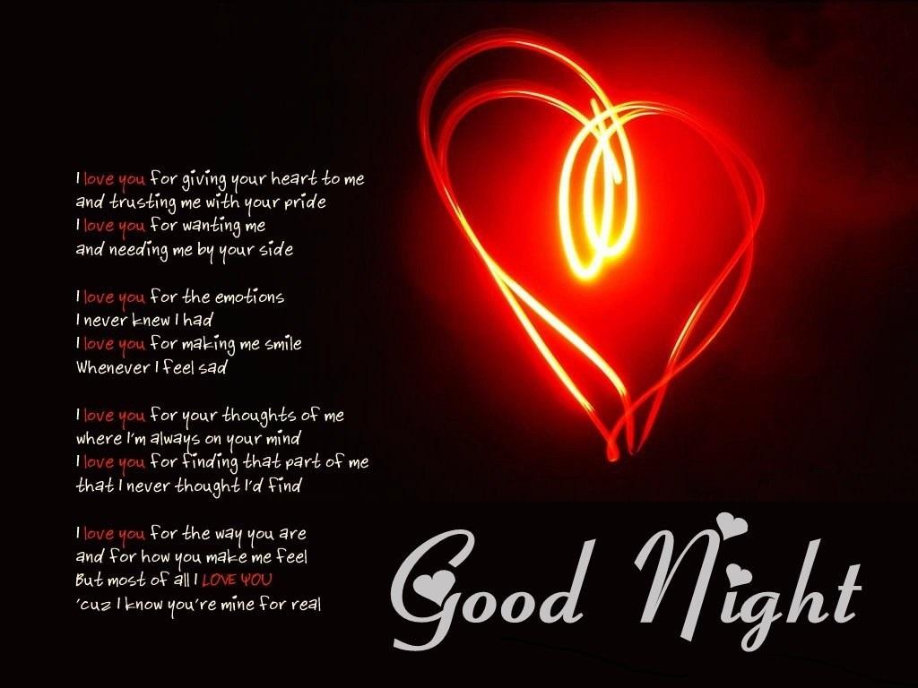 Good night quotes image