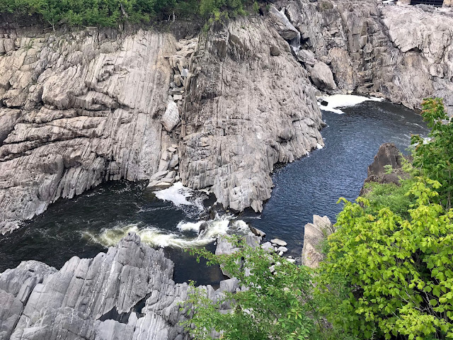 new brunswick grand fall gorge