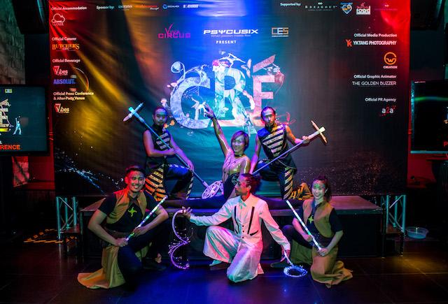 Cré Arts Asia Coming Soon @ Kuala Lumpur Performing Arts Centre (KLPAC)