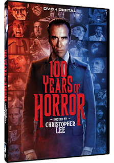 100 Years Of Horror DVD Review