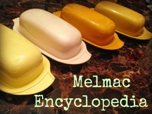 Melmac Encyclopedia History on Plastic Dinnerware