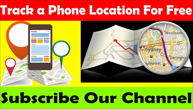 Track a Phone Location For Free