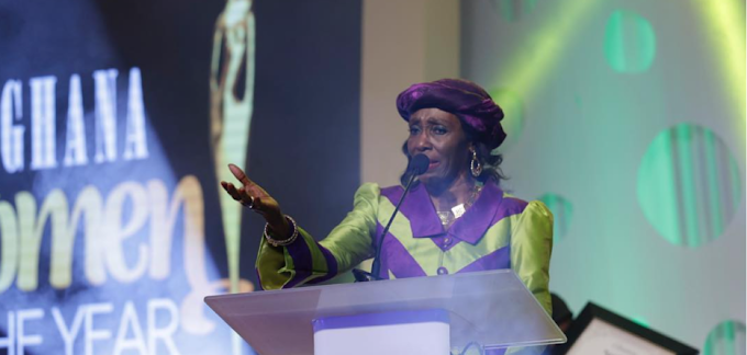 Photos: Nana Konadu Agyeman Rawlings,Shirley Frimpong Manso,Yvonne Okoro,Others awarded at #GhanaWomenOfTheYearHonours 2017