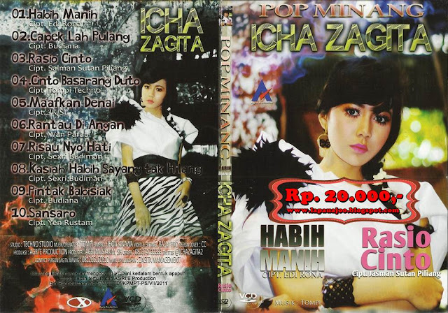 Icha Zagita - Rasio Cinto (Album Pop Minang)