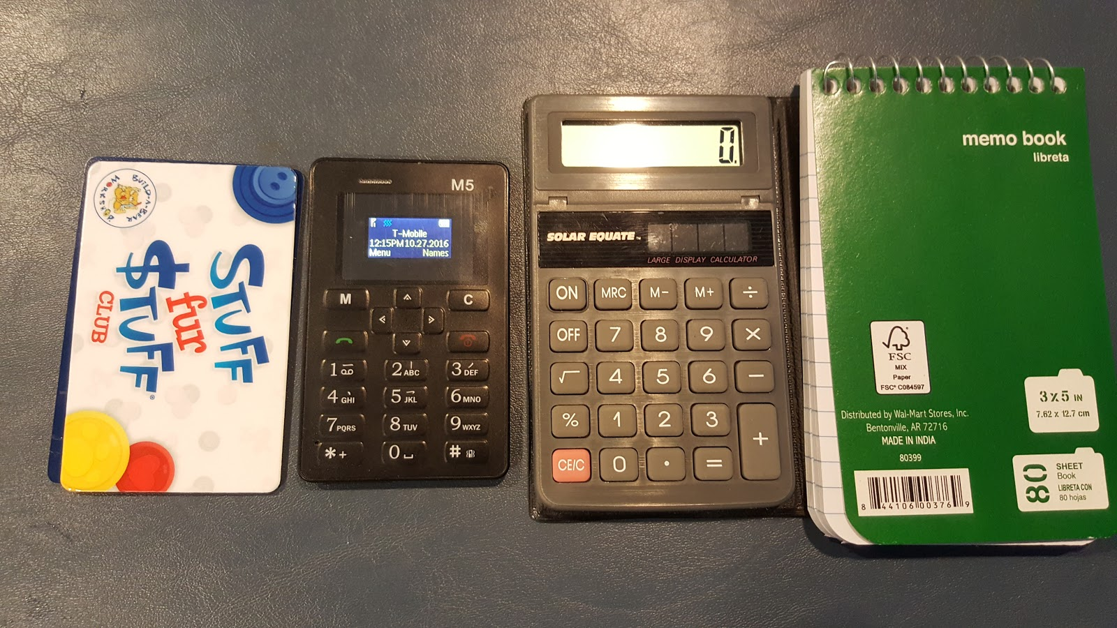 Calculator on my phone