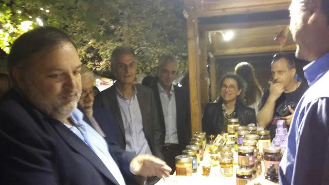 Γιάννης Γκιόλας: Τα ποιοτικά προϊόντα της Αργολίδας θα κατακτήσουν και νέες αγορές