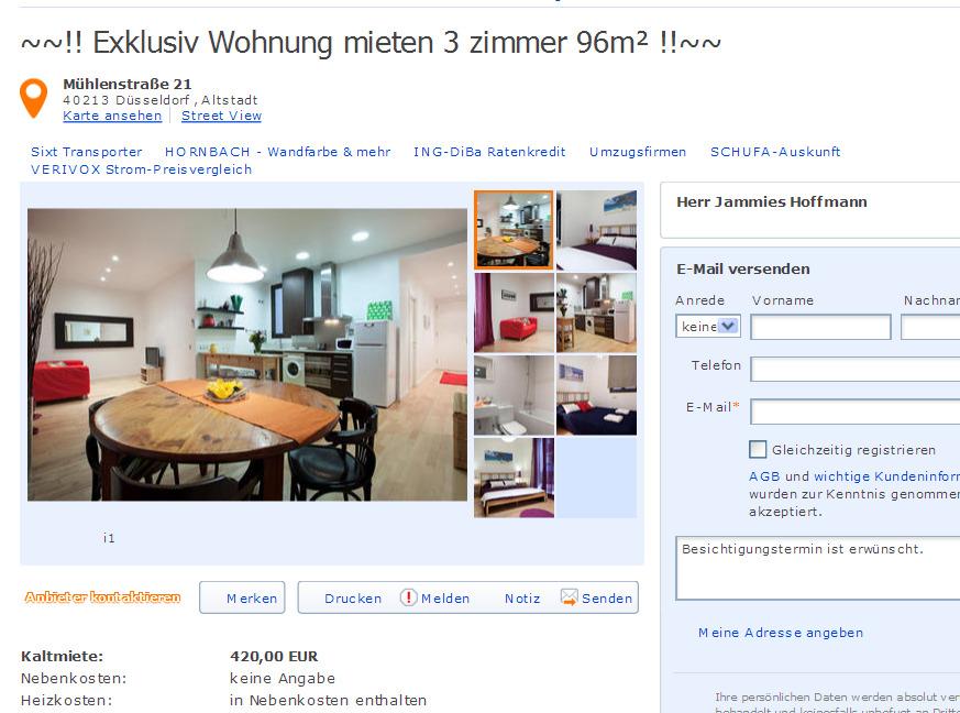 Wohnung Bonn Mieten Zentrum