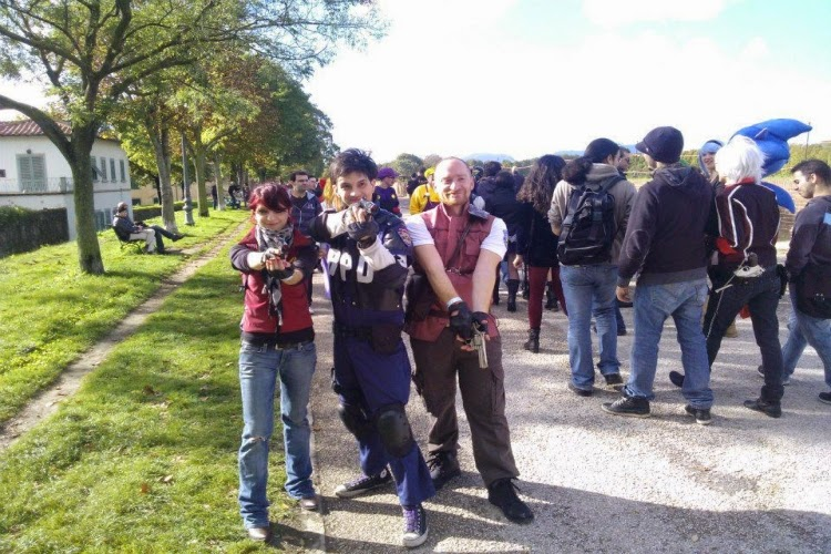 LuccaComics 2012 - ResidentEvil - Claire Redfield