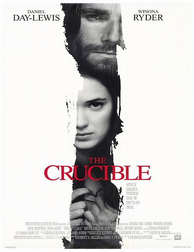 Ver Las brujas de Salem (The Crucible) (1996) Online