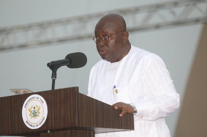 Ghanaians are Solely Responsible for the Success of the 4th Republic - President Akufo Addo