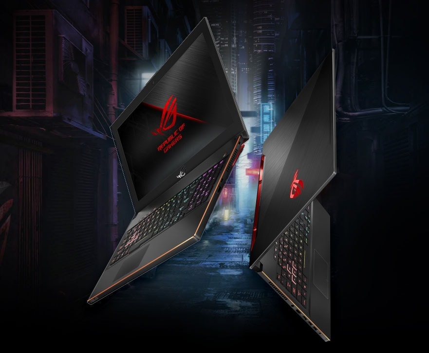 Asus ROG Zephyrus M Gaming Laptop Review and Features : All