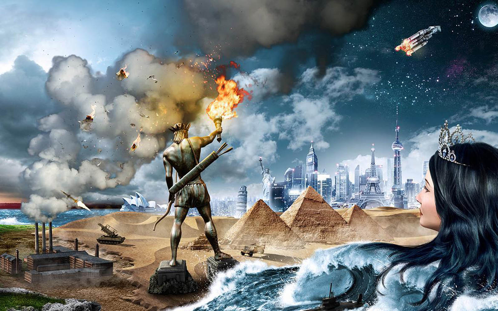 wallpapers: Civilization 5