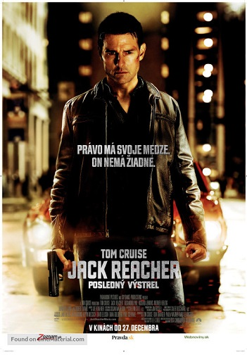 Jack Reacher Movie Download (2012) 720p Blue Ray
