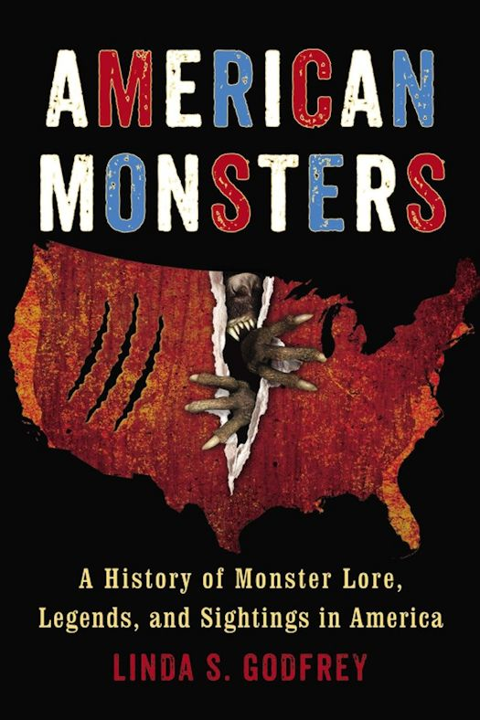 Review: American Monsters by Linda S. Godfrey