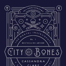 CITY OF BONES (The Mortal Instruments #1) - by Cassandra Clare